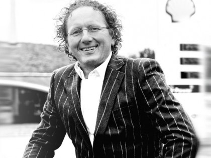 Edward Doorten | eigenaar/directeur Green Planet Tankstation | Pesse