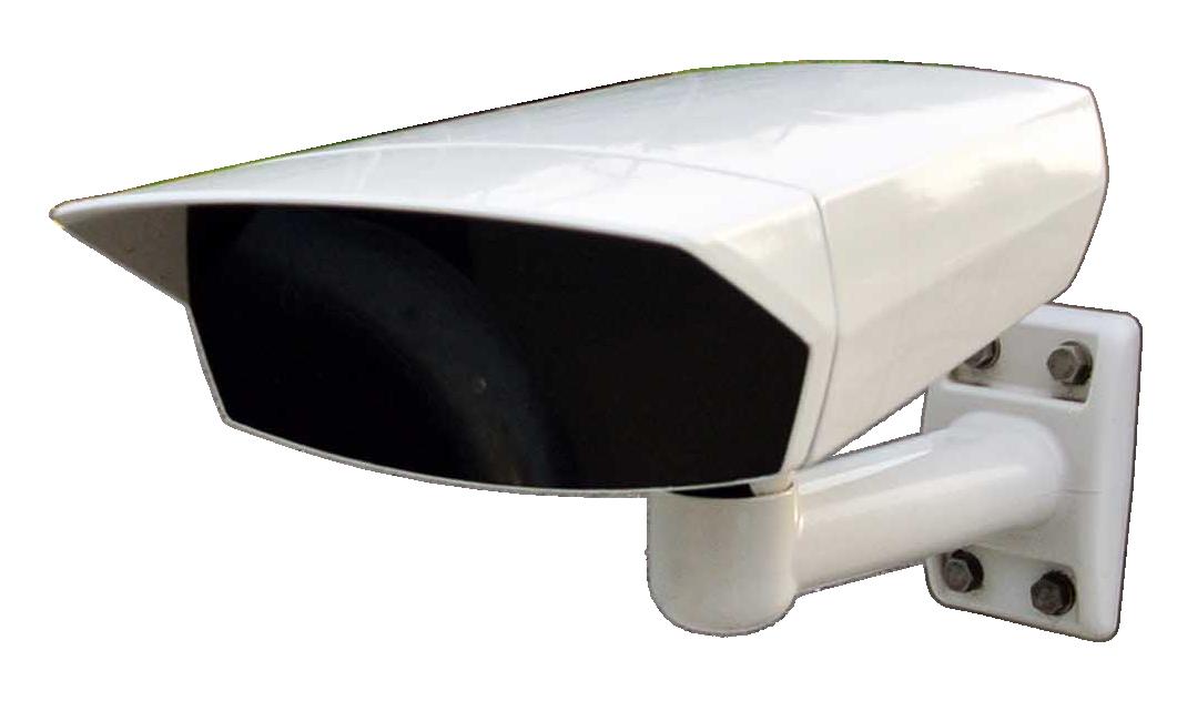 Extendas kenteken camera koppeling voor wasstraat