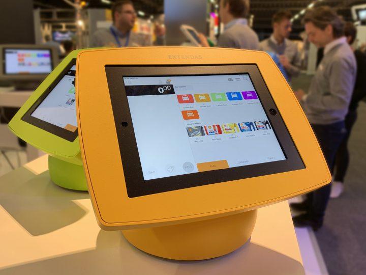 Orange Peak koppeling mogelijk via SPINpos iPad kassa