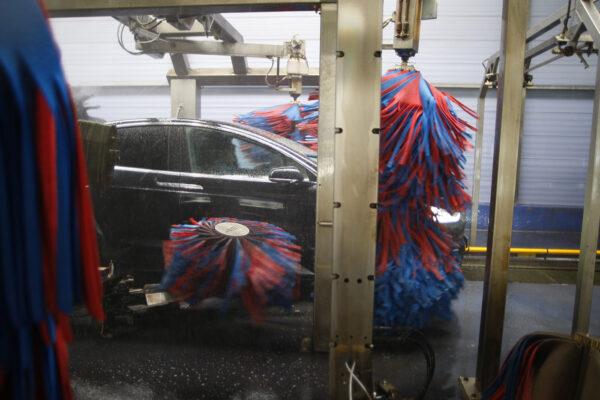 Extendas oplossingen bij wasstrraat The Wash