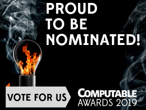 Extendas nominated for Computable Awards