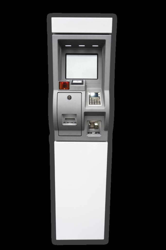 Extendas outdoor payment terminal