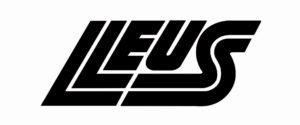 Leus Almelo logo zwart wit