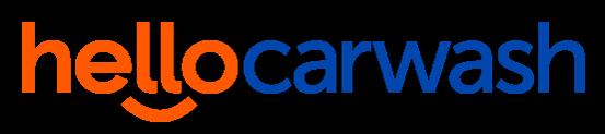 Hello Carwash logo